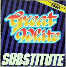 Maxi 45t Great White - Substitute