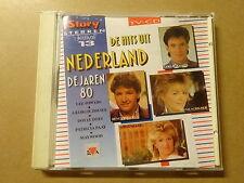 CD / DE HITS UIT NEDERLAND 80 (1980) - DEEL 13