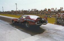 "1970's NHRA Drag Racing-Mr Norm's ""SUPER Charger""-1975 IHRA Gateway Nationals"