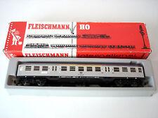 FLEISCHMANN VOITURE DE BANLIEUE 1/2 ème CLASSE DE LA DB REF. 5121 - ECHELLE H0
