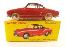 Dinky Toys F n° 24M Volkswagen Karmann Ghia VW jamais joué en boîte