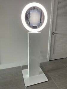 "iPad Pro 12.9"" Photo Booth LED Kiosk System Aura Brand New"