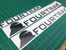 Daihatsu Fourtrak custom Decals stickers graphics 2.8 tdi tdx