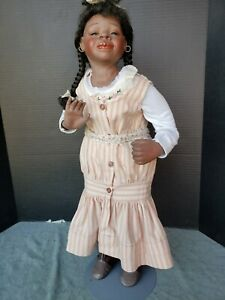 """Outfit for Mary Van Osdell doll 24"""" Lucinda. Doll not for Sale"""