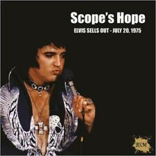 Elvis Presley - Scope's Hope, Elvis Sells Out - CD - New Mint Original ********