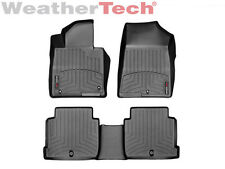 WeatherTech Floor Mats FloorLiner for Sonata/Optima - 1st & 2nd Row - Black
