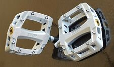 Gusset Slim Jim MAGNESIUM Pedals SEALED Mountain bike BMX (light grey) PDGUSJMX