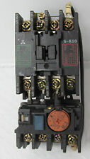 MITSUBISHI ELECTRIC S-K10/TH-K12TP CONTACTOR 100V COIL