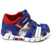 BALDUCCI 94338 165M BLU scarpe bambino aperte sandali ballerine sneakers kids