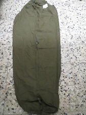 Orig.NL Armee  Polycotton Inlet Schlafsack Inliner DEFENCE 4 L-200 cm