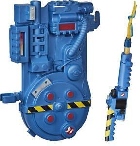 Ghostbusters Movie Proton Pack & Blaster Roleplay Toy Bundle Costume Gift Idea
