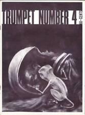 TRUMPET #4 - 1966 fanzine - Tom Reamy, George Barr, Edgar Rice Burroughs Tarzan