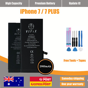 For iPhone 7 Plus New Battery Replacement High Quality with Free Tools