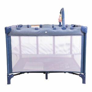 Childcare Matisse 4-In-1 Portacot - Steel Blue