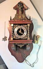 Unusual wall clock. -Thames Hospice