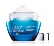 AVON ANEW CLINICAL E-DEFENCE DEEP RECOVERY CREAM 30ML. BNIB FACTORY SEALED.