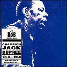 Champion Jack Dupree - Champion Jack Dupree 1940-1950 [New CD]