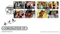 2020 CORONATION STREET 60th STAMPS GB FIRST DAY COVER FDC *NICE* 28.5.20 PREORDE