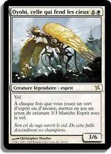 MTG Magic BOK - Oyobi, Who Split the Heavens/celle qui fend les cieux, French/VF