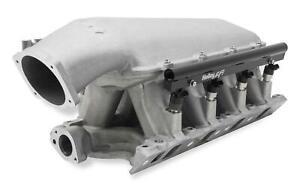 Holley 351W Ford Hi-Ram EFI Manifold 300-242