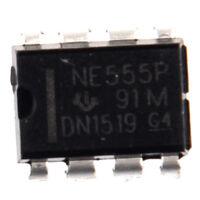 50PCS NE555P NE555 DIP-8 SINGLE BIPOLAR TIMERS IC K3N9