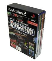 The Ultimate Midway Arcade Treasure Trigoly Pack PS2 PAL *Complete*