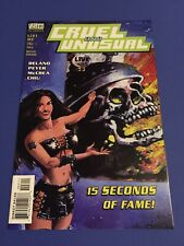 Cruel and Unusual (Vertigo, Aug. 1999 DC) #3 Delano, Peyer, McCrea, Chiu