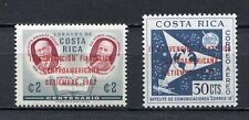 35424) COSTA RICA 1962 MNH** CONVENCION FILATELICA 2v
