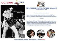 Elvis Collectors Box The Guitar Player Worth A Damn DVD + Book + 2 CD's -deleted