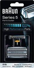 BRAUN Kombipack 8000 51S Series 5 Complete Activator