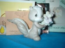 Precious Moments Collecting Makes Good Scents # Bc901 Lovable Skunk New