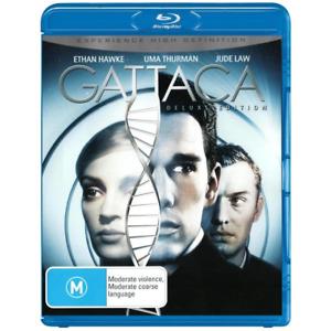 Gattaca Blu-Ray **Region Free**