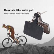 BIKEIN P01BP 2PCS Durable Metal Resin Bicycle Disc Brake Pads For Shimano UI