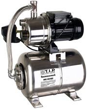 T.I.P. 31140 Leistungsstarkes Hauswasserwerk HWW 4500 Inox Edelstahl 1.200 Watt