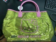 Borsa grande paiette Hello Kitty Dim: 45x30cm (senza manici)