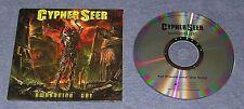 2007 METAL ~ CYPHER SEER ~ Awakening Day ~ RARE PROMO ~ PROMOTIONAL CD