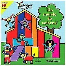 Un mundo de colores (El mundo de Todd) (Toddworld: El Mundo de Todd)-ExLibrary