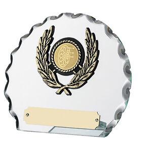 Vidrio Premio Multi Deporte Césped Bol, Natación,Ajedrez,Música,Piscina Libre