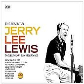 Jerry Lee Lewis - Essential (The Legendary Sun Recordings 2CD) best
