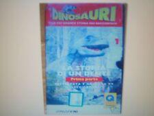 VHS=DINOSAURI=LA STORIA DI UN DENTE=PRIMA PARTE=WALTER CRONKITE