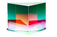 4 STÜCK 86°  PRISMA 34.5 MM  HQO - + AR  OPTIMAL LICHT ZERLEGEN UMLENKEN