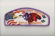 Long Beach Area Council 1991 World Jamboree JSP