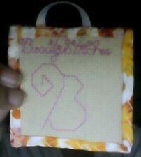 BeautyStitches Coaster Designs: Insignia (Bordered)