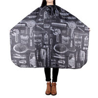 Large Salon Hair Cutting Cape Barber Hairdressing Haircut Apron Cloth For Unisex