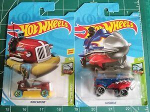 Hot Wheels Fun Park Set Of 2