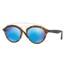 Gafas de sol de hombre azul Ray-Ban de plástico