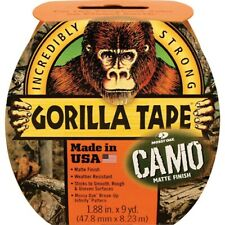 Gorilla Camo Tape Roll - 8.2m x 48mm