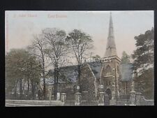 London EAST BRIXTON St Judes Church DULWICH ROAD c1905 Postcard by H. Smith