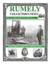 Rumely DoAll Tractor Restoration, 15-30 OilPull Moreland Farm, Advance Thresher