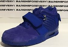 Nike Air Trainer Victor Cruz PRM - Size 8 - Rush Blue/Gym Red - 812637-400